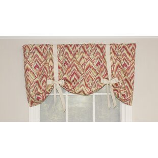 Blaze Tie Up 50 Curtain Valance