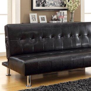Capetillo Futon Sofa Ebern Designs