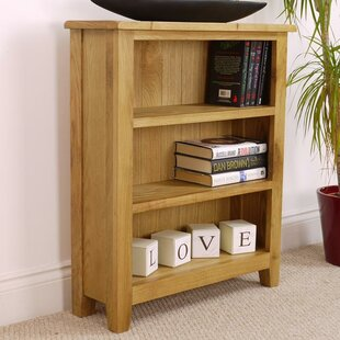 Nebraska Oak 82cm Bookcase