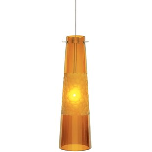 Orren Ellis Wexler 1-Light Cone Pendant