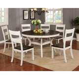 Slaven Transitional Solid Wood Dining Chair (Set of 2) by Breakwater Bay