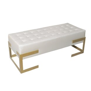 Upholstered Bench by Fashion N You by Horizon Interseas