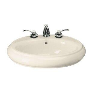 Kohler Revival Bathroom Sink with 8