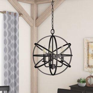 Darby Home Co Baitz 3-Light Pendant
