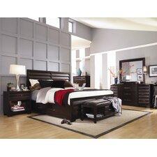 Martinsville Panel Customizable Bedroom Set by Red Barrel Studio