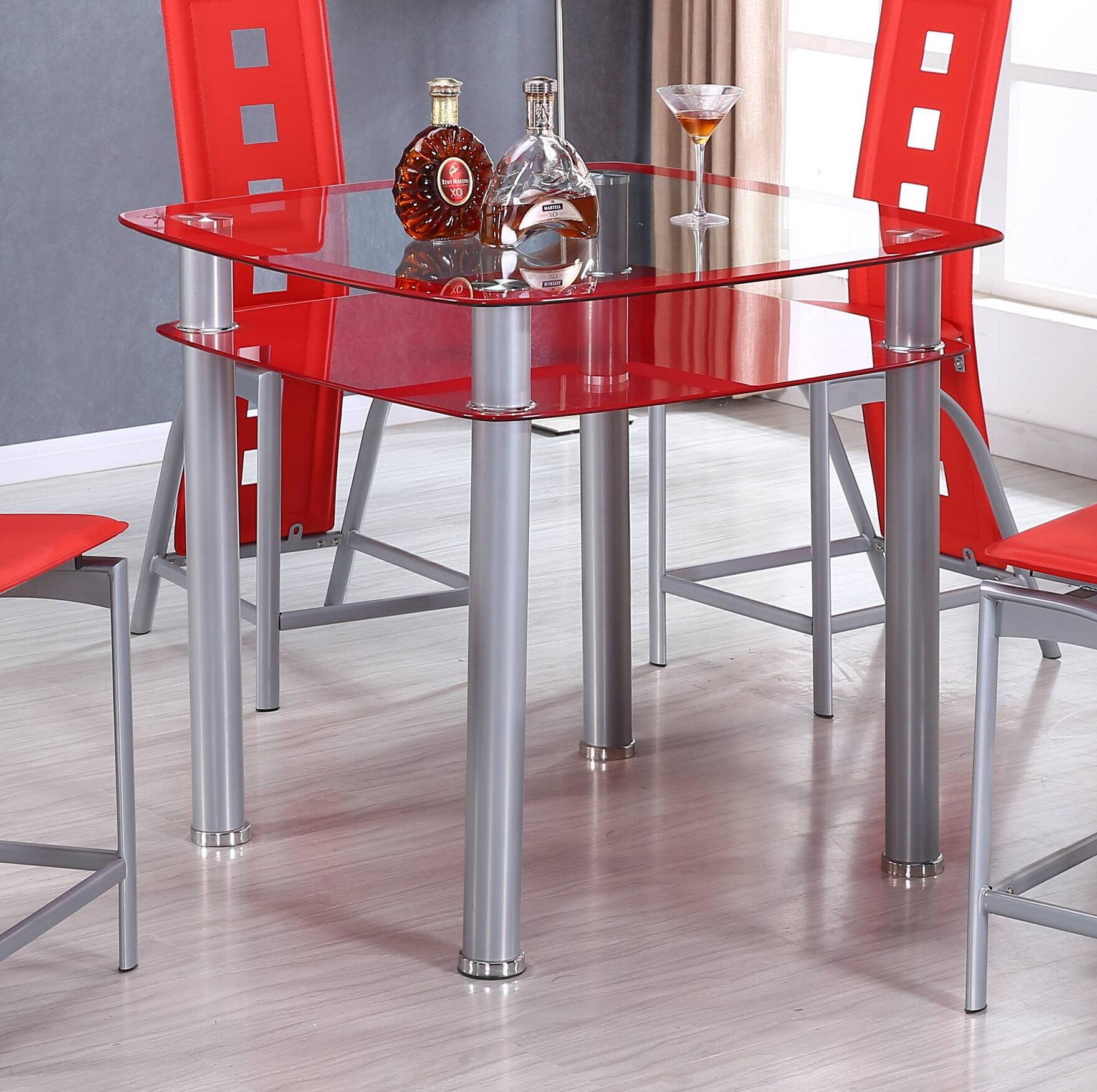 Ivy Bronx Pendarvis Counter Height Dining Table Wayfair
