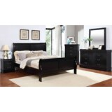 Toni Full/Double Sleigh 5 Piece Bedroom Set by Alcott Hill