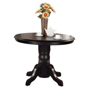 Standridge Pedestal Dining Table August Grove