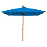 Sanders 6 Square Market Umbrella