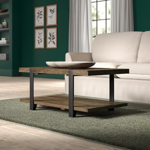 Bosworth 42 Coffee Table with Tray Top