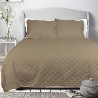 Alwyn Home Reversible Microfiber Comforter Reviews Wayfair