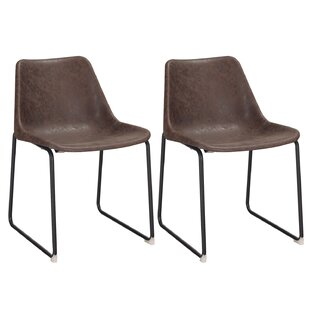Adeco Trading Vintage Side Chair (Set of 2)