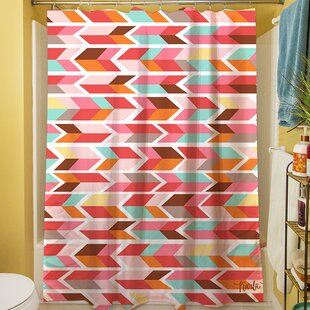Arrowhead Single Shower Curtain
