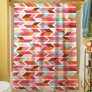 Arrowhead Single Shower Curtain