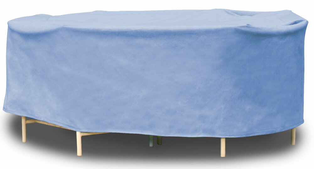 Freeport Park Aaden Oval Patio Table And Chairs Combo