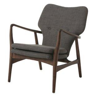 Cutlip Armchair by Corrigan Studio