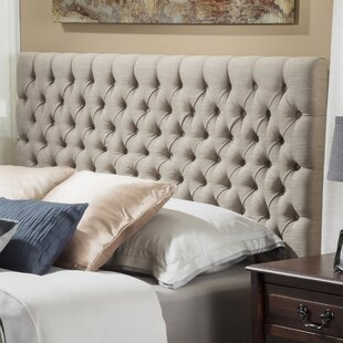 Check Prices Hummell Upholstered Panel Headboard By Alcott Hill