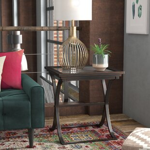Hamden End Table by Three Posts