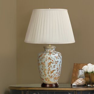 Madeira Birds and Berries 26 Table Lamp