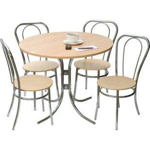 Hearon Bistro Dining Set With 4 Chairs By Brayden Studio