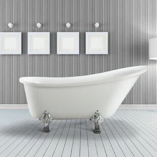 Jacqueline 70 X 26 Soaking Bathtub By Vinnova
