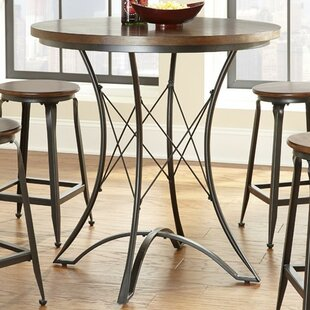 Pub tables bistro sets youll love wayfair paradise counter height pub table watchthetrailerfo