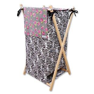 Trend Lab Zahara Laundry Hamper