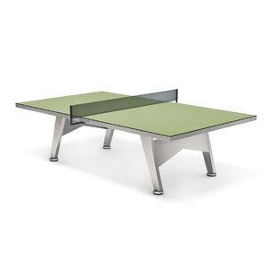 Outdoor Table Tennis Table with Accessories