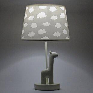 Comparison Giraffe Cloud Cutout 16.5 Table Lamp By The Peanut Shell