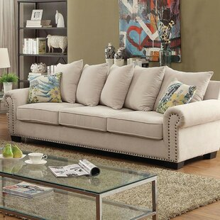 Flaton Sofa by Everly Quinn