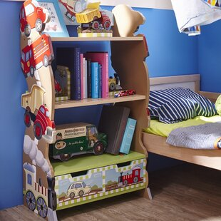 Connie 117.48cm Bookcase By Fantasy Fields By Teamson