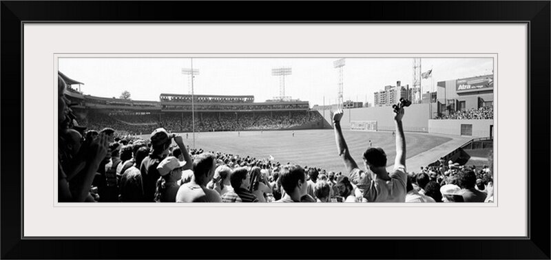 Great Big Canvas Fenway Park By Panoramic Photographic Print Wayfair