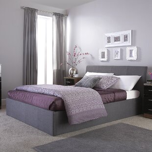 Guerriero Upholstered Ottoman Bed Frame By Wrought Studio