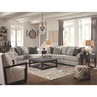 Bouffard Sleeper Configurable Living Room Set