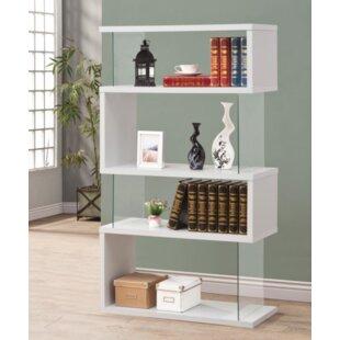 Online Reviews Happel Standard Bookcase by Orren Ellis