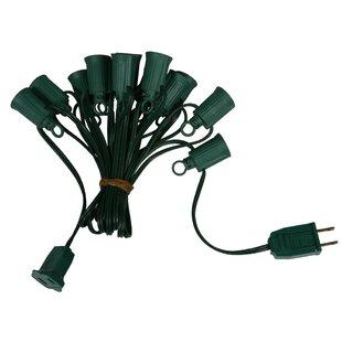 Vickerman C9 Ec 18gaGW Fused Plug Socket