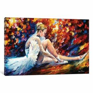 Ballerina Wall Art Wayfair