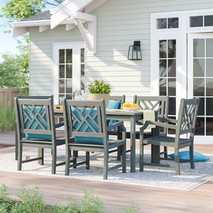 Manchester 7 Piece Dining Set