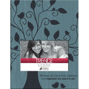 Trendz Together Decoupage Tabletop Photo Frame