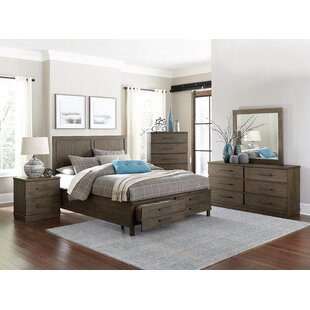 Kirkby Queen Panel Configurable Bedroom Set
