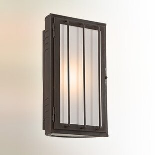 Nero 1-Light Outdoor Flush Mount