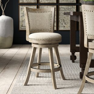 Joanne 24 Swivel Bar Stool Greyleigh