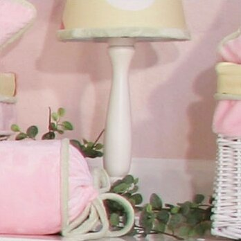 Brandee Danielle Minky Bubbles 15 Table Lamp Wayfair