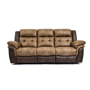 Find Shapiro Reclining Sofa by Loon Peak Reviews (2019) & Buyer's Guide
