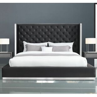 Aesara Upholstered Platform Bed