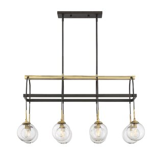 Corrigan Studio Yorba 8-Light Kitchen Island Pendant