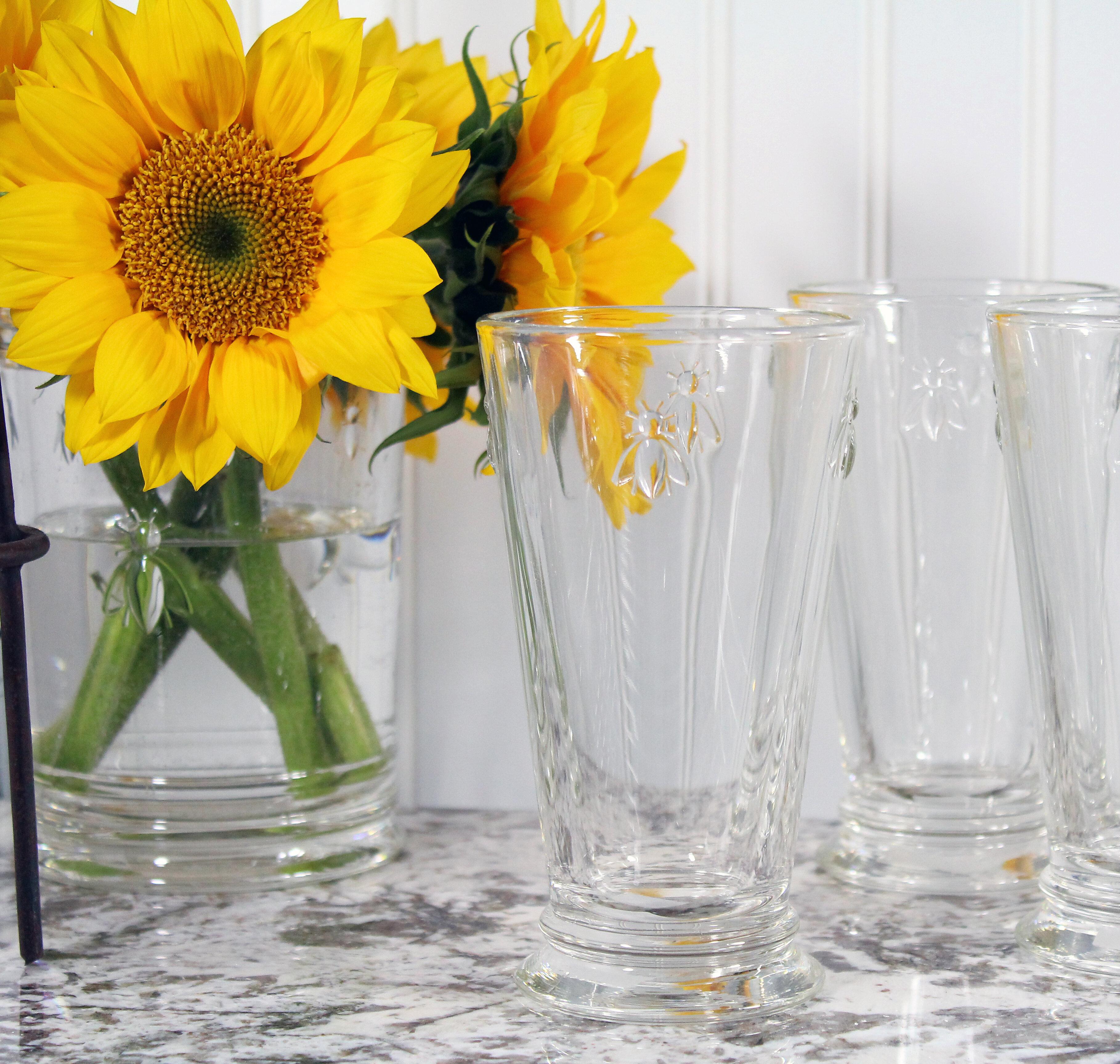 La Rochere Napoleon Bee 15 Oz Drinking Glass Reviews Wayfair