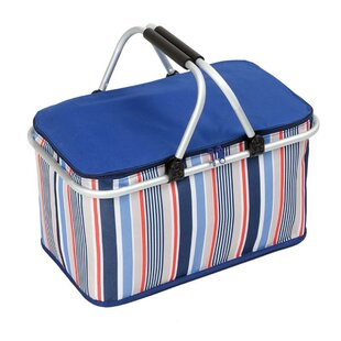 Foldable Thermal Insulation Picnic Basket