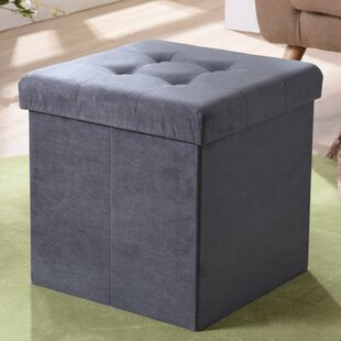 Zipcode Design Brendan Storage Ottoman
