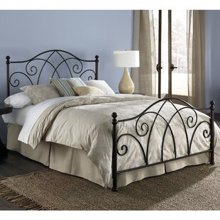 Starkes Panel Bed by Andover Mills